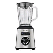 Brabantia 500w Table Jug Blender 1.5Ltr Glass Jug