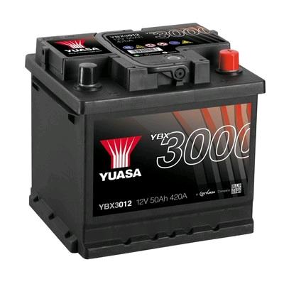 Yuasa 12V 45Ah 380A SMF Battery