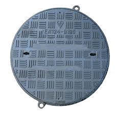Inspection Chamber 450mm Plastic Cover & Frame c/w 350mm Restricted Access D931 SOIL