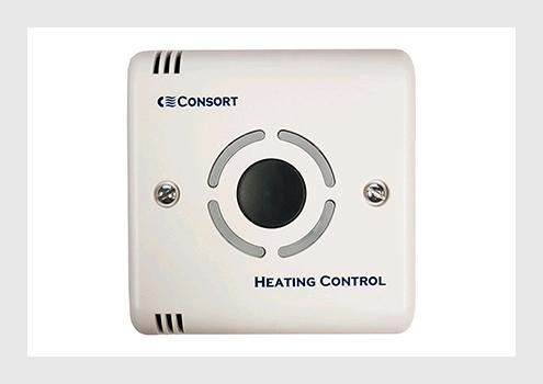 Consort Wireless Control Run-Back Timer + Stat