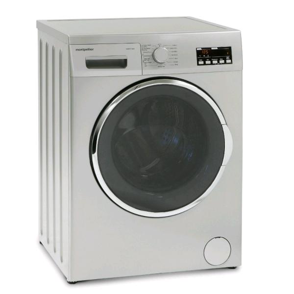 Montpellier Washer Dryer Silver 7KG/5KG 1200 spin 2 year warranty