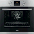 Zanussi Built in Single Oven & Grill Stainless Steel
