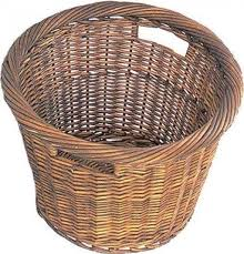 MANOR 0303 TANNER LOG BASKET 48CM
