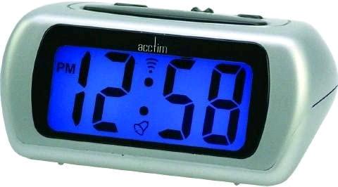 Acctim 12340 Auric LCD Alarm Clock 0021083