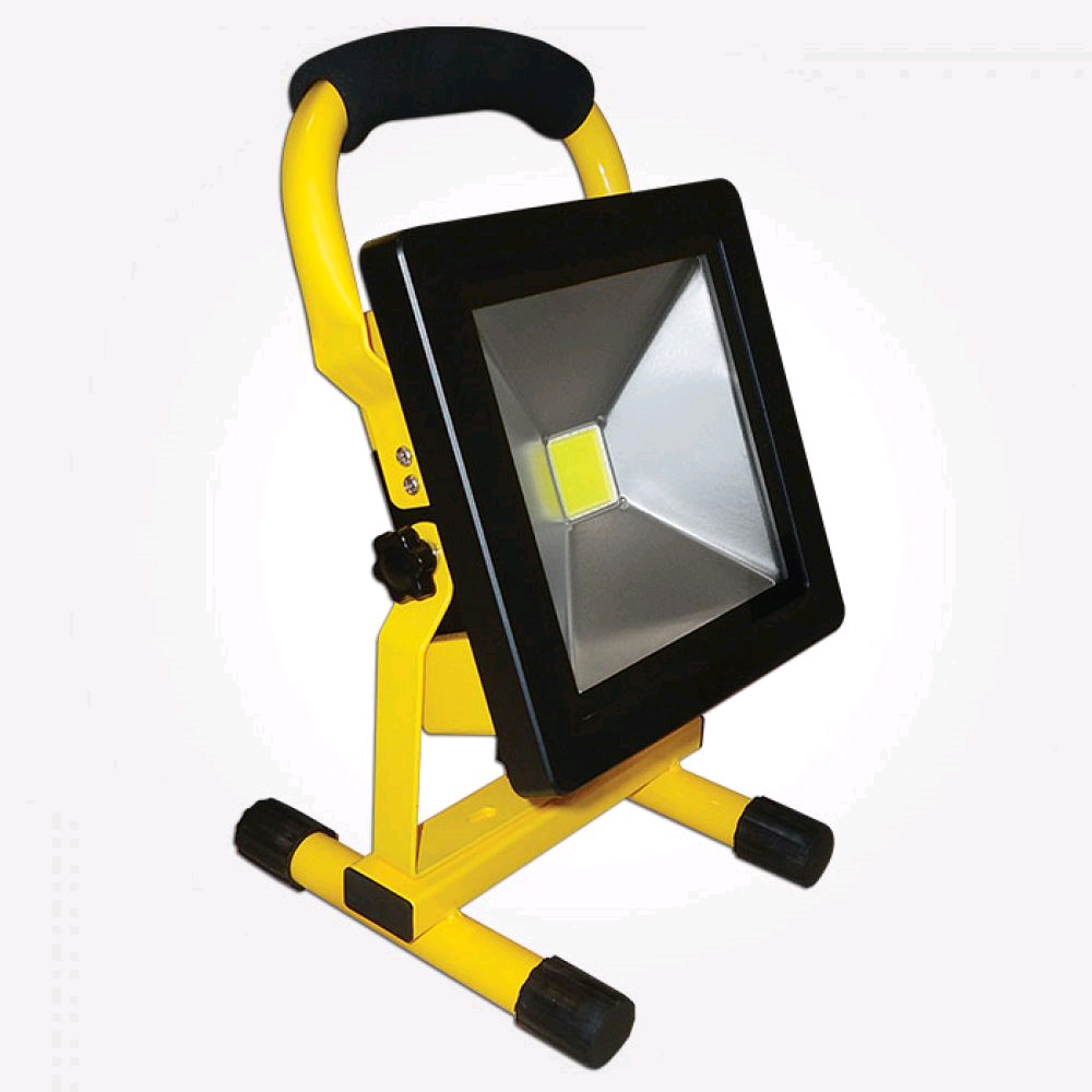 Eterna 20W LED IP65 Rechargeable Worklight