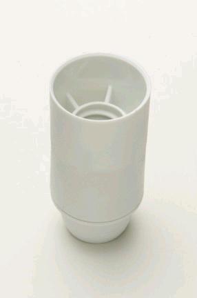 Jeani SES Plastic Lampholder White