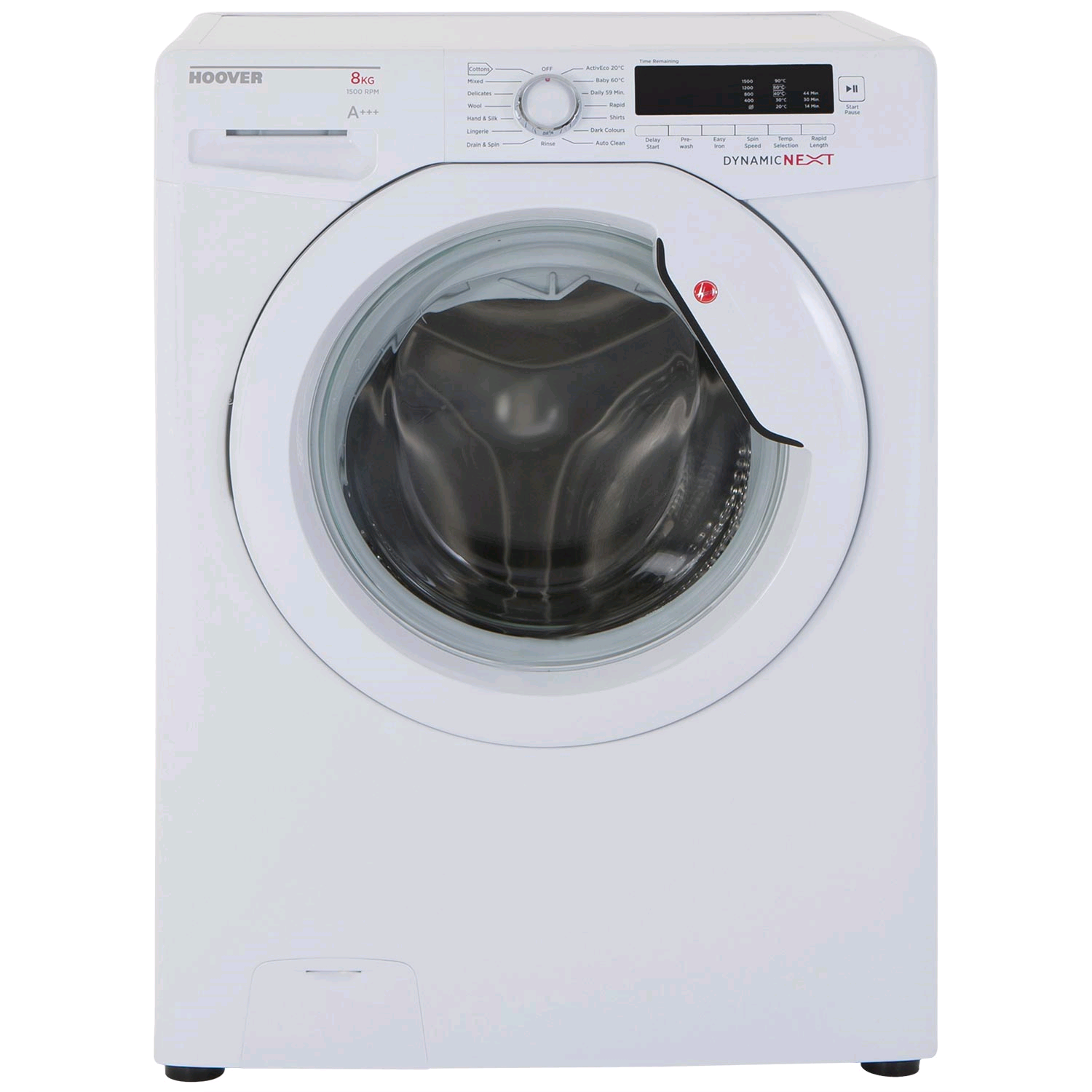 Hoover Washing Machine 8Kg 1500Spin White