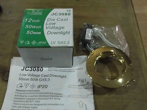 JCC Astor LV Downlight Brushed Nickel