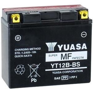 Yuasa Motor Cycle Battery 12Volt 10AH