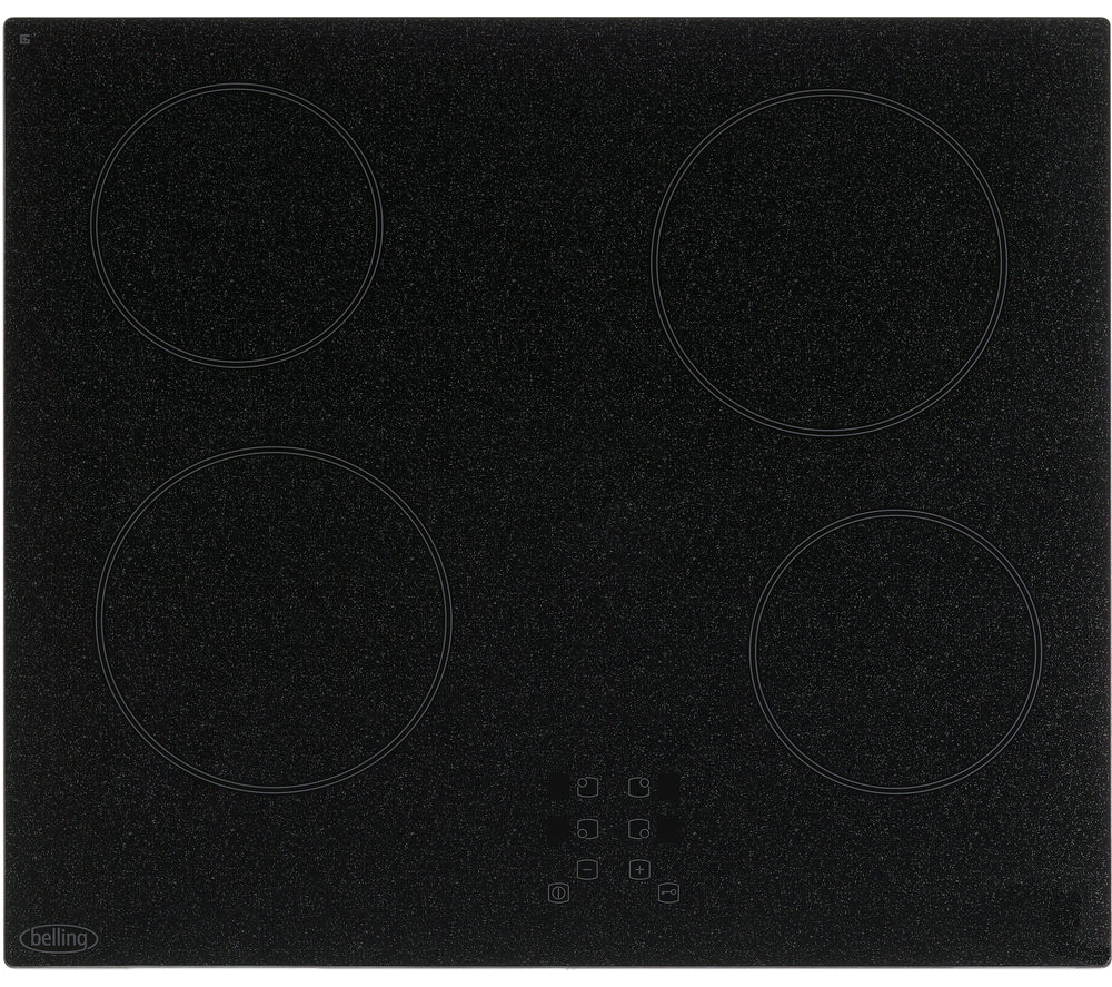 Belling Built in Ceramic Hob Touch Control 60cm Granite