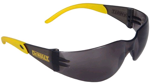 DeWalt Infinity Smoke Glasses
