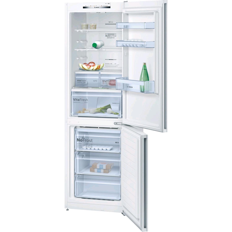 Bosch Frost Free Fridge Freezer 247/110ltr  H1860 W600