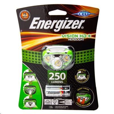Energizer Vision Plus Headlight HDC322 250Lms LP09171