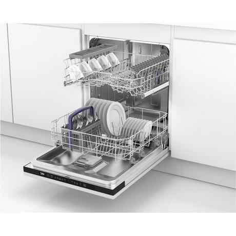 Beko Integrated Dishwasher 14 Place Setting