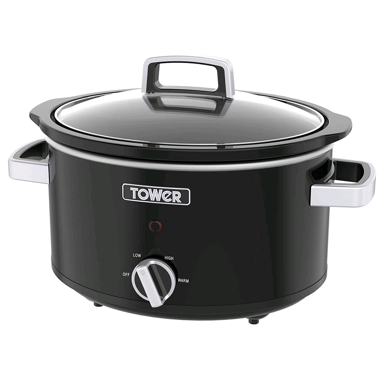 Tower Infinity  Slow Cooker 3.5L 210w Black