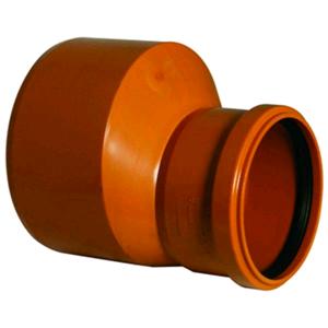 Floplast 160 x 110mm Reducer Underground Drainage SOIL