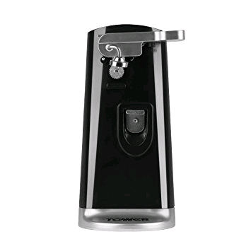 Tower 3 In 1 Can Opener with Knife Sharpner