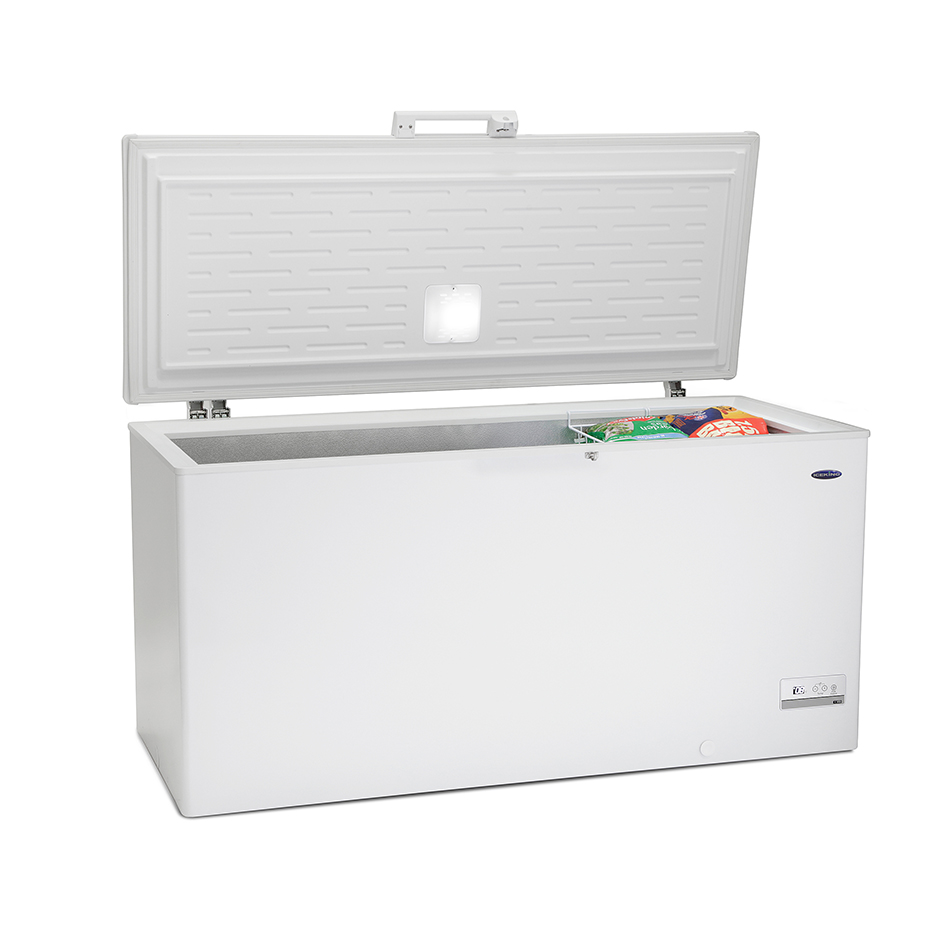"Iceking 18 cuft Chest Freezer A+ Energy H845 W1650 (65"" Wide) D745cm"