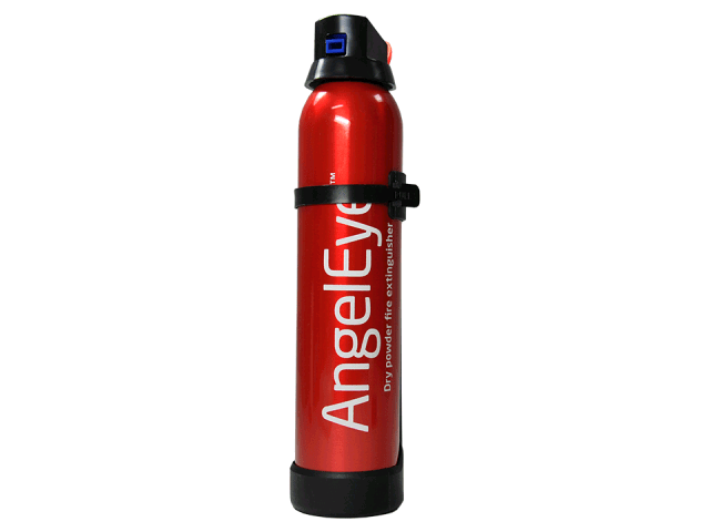 Angel Eye 0190269 Fire Extinguisher 600g Powder FA-600-AE-UK