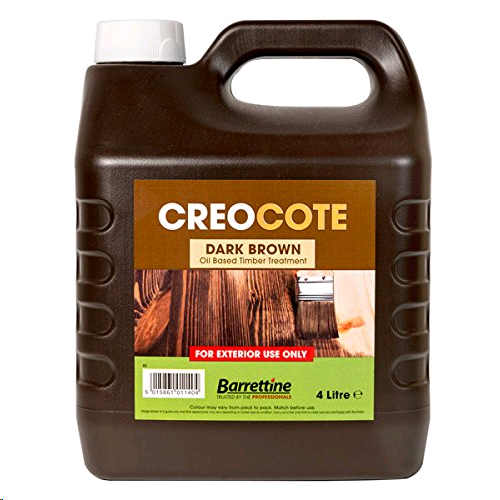 Barrettine Crecote Dark 4Ltr