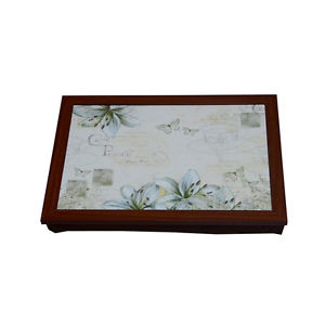 Home Living Postale Lily Lap Tray