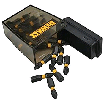 Dewalt Tic Tac Box 2PZ Bits & Holder