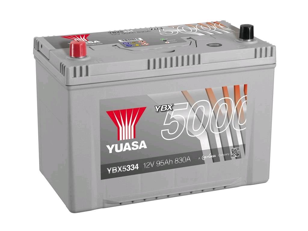 Yuasa 12V 95Ah 830A High Performance Battery
