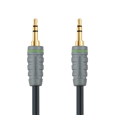 Bandridge Portable Audio Cable 2mtr 3.5mm-3.5mm Jack MID RANGE