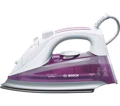 Bosch Sensixx Steam Iron Purple/White 2400w