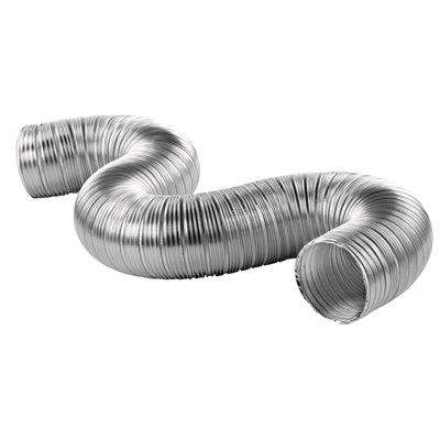 """Manrose 5"""" 1.5mtr Aluminium Flexible Ducting Hose"""