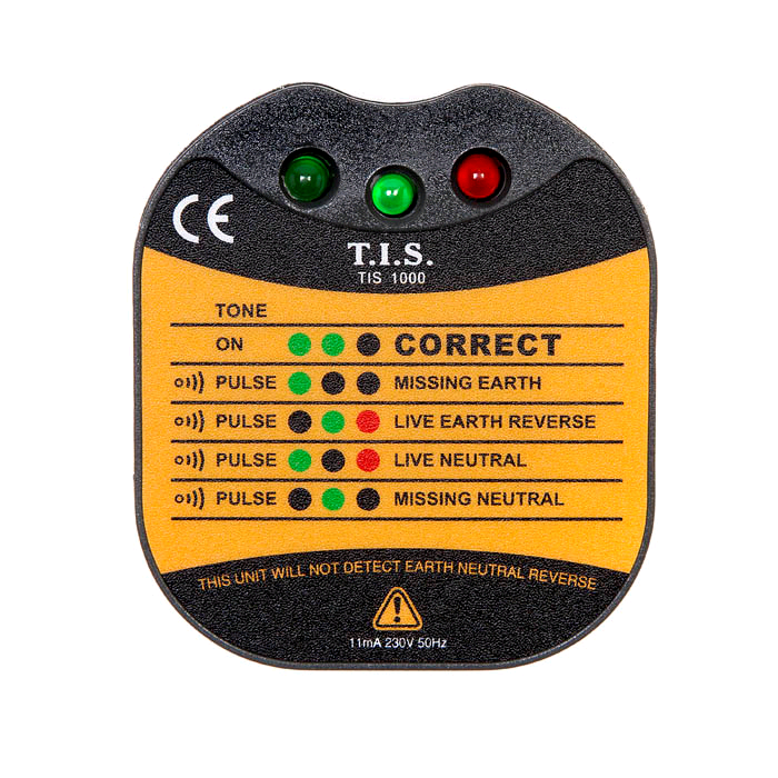 TIS Audible Socket Tester