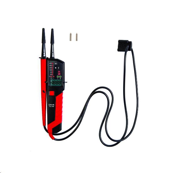 TIS 845 - 1000V AC, 1200V DC Voltage Tester, Proving, Resistance, Continuity & Phase Rotation