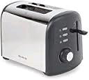 Breville 2 Slice Toaster Black & Stainless