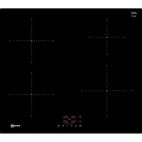Neff 60cm Induction Hob in Black