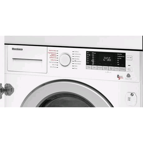 Blomberg Integrated Washer Dryer 8kg 1400 Spin 5kg Dryer