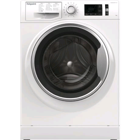 Hotpoint Washing Machine 9kg 1400 Spin Speed A+++ Rated