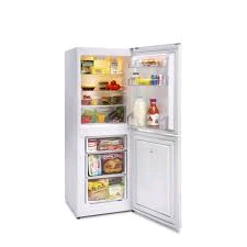 Monpellier Fridge Freezer Stat 4.37/2.48cuft A+ H148 W48 D61