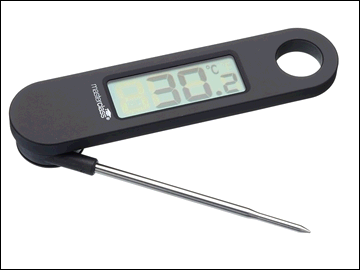 KITCHENCRAFT Master Class Folding Digit Thermometer