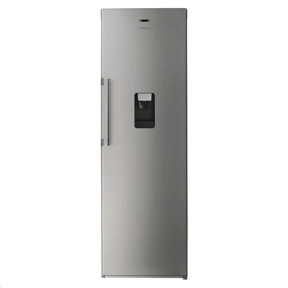 Hotpoint TFUL183XVWDH 60cm Freestanding Larder Fridge With Water Dispenser - STAINLESS STEEL