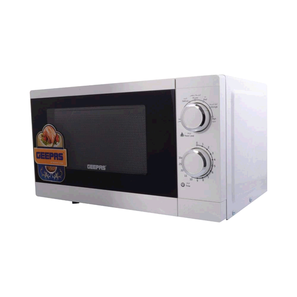 Geepas GMO1894 20 litre microwave Powerful 1200w 6 Power levels