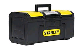 Stanley One Touch Toolbox DIY 19in
