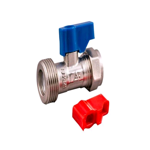 Copper Washing Machine Valve 15mm