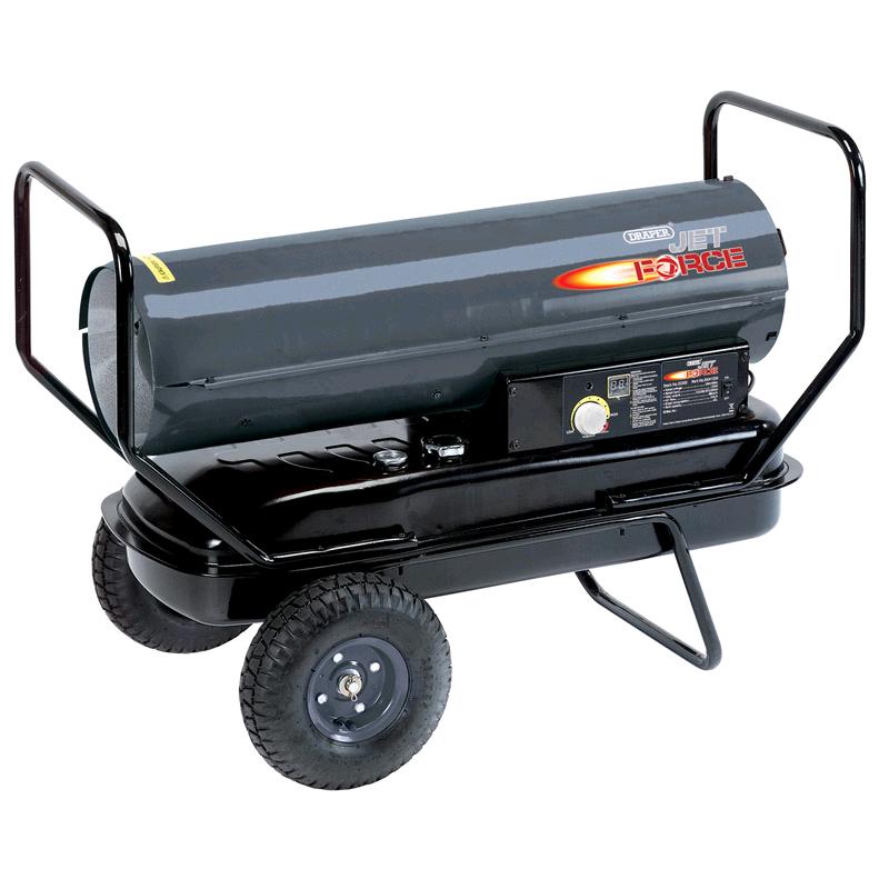 Draper Diesel Heater 36kW/125KBTU