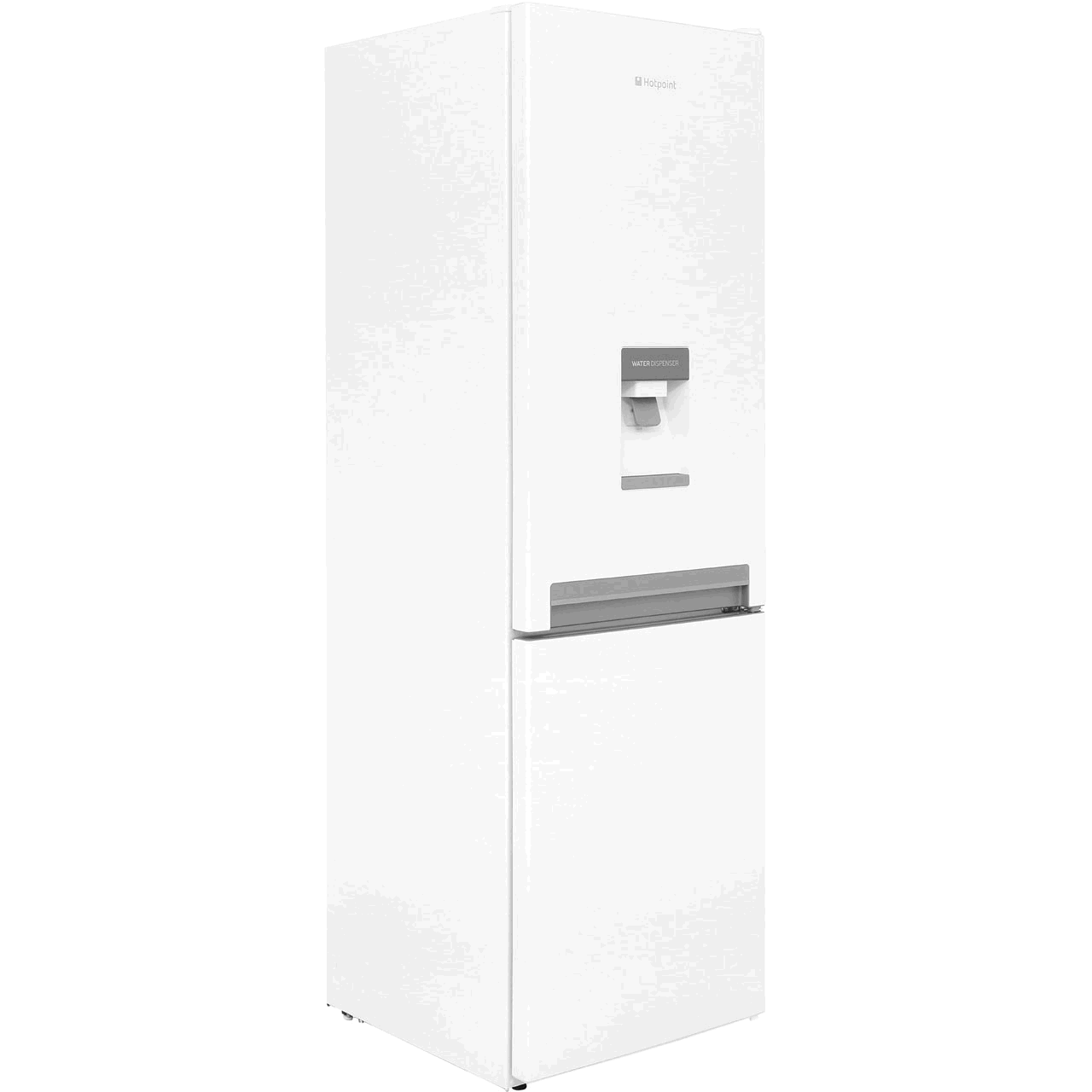 Hotpoint Low Frost  Fridge Freezer WHITE Water Through Door 188.8cm 60cm Electronic Control