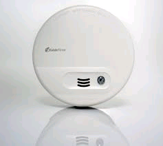 Kidde/Firex Ionisation Smoke Alarm Rechargeable
