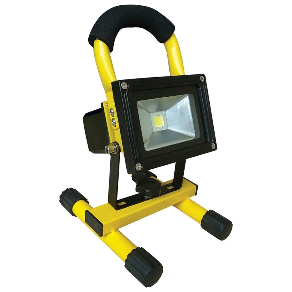 Eterna 10W LED IP65 Rechargeable Worklight