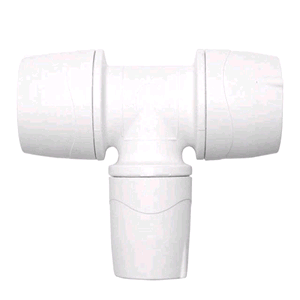 Polypipe PolyMax 22mm Equal Tee