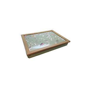 Home Living Spring Birds Lap Tray