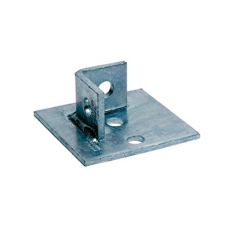 Unistrut Single Base Plate