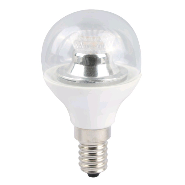Bell 4w LED SES Golf Ball Warm White Dimmable